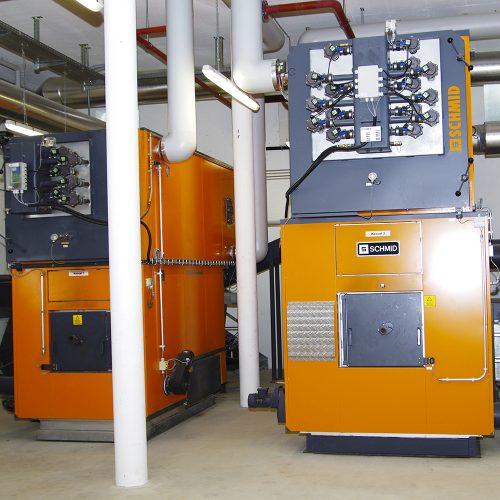 Amstutz Holzenergie AG, Emmen, Heizanlage, Nachhaltige Energie, Heizen mit Holz, Fernwärme
